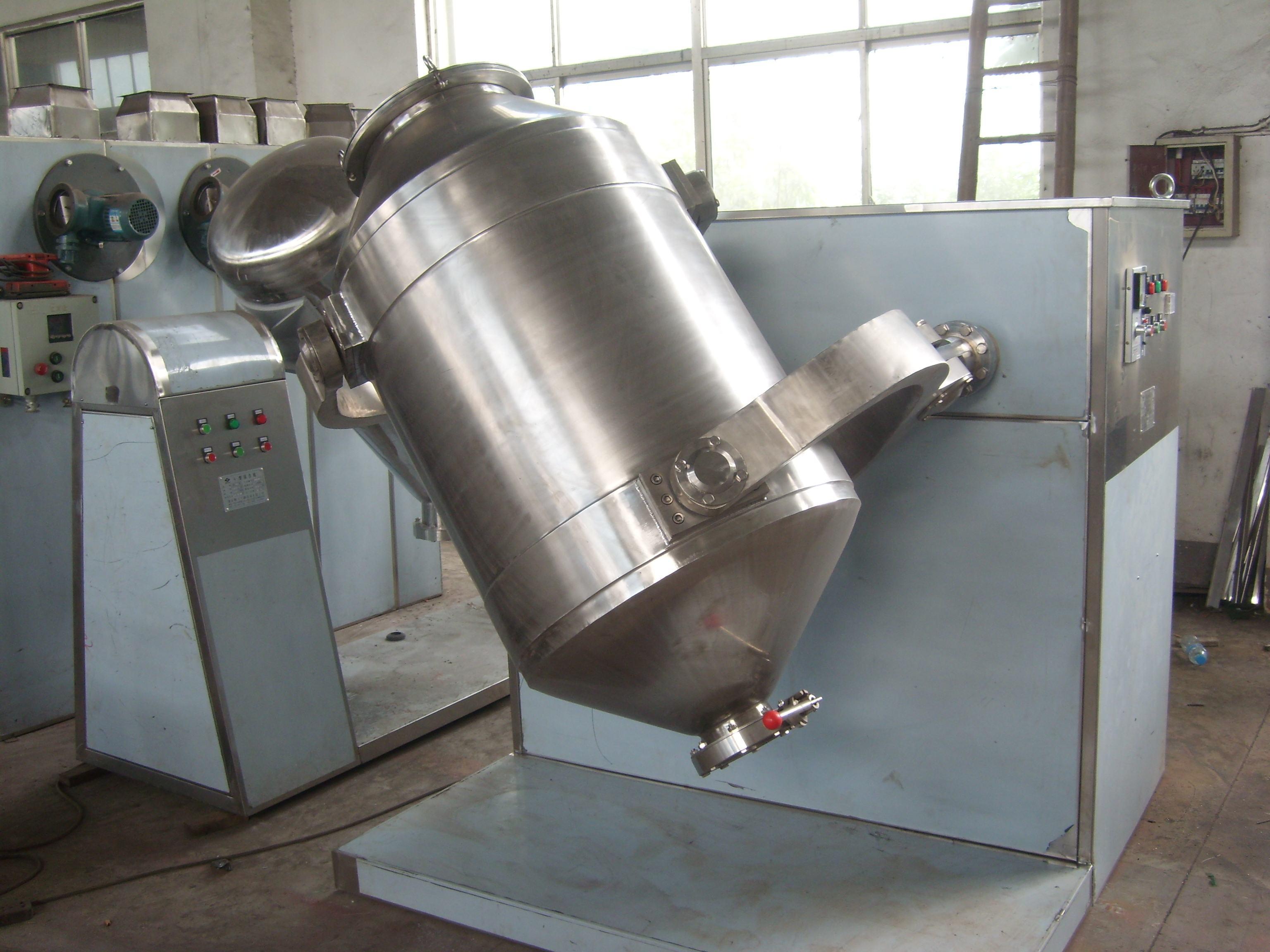 制药行业干燥工程之专用干燥设备